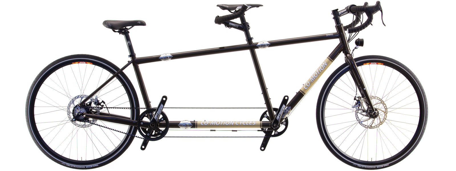 PRECISION TANDEMS - TANDEM DISPLAY & CATALOG