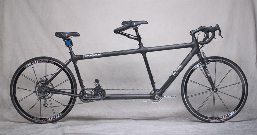Look At Precision Tandems Inc Catalog Your Tandem Bike