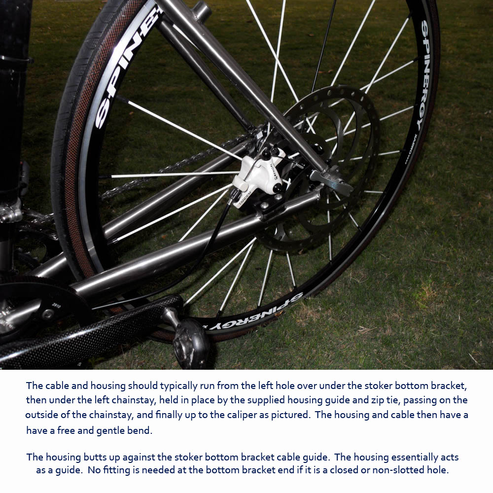Precision Tandems Bicycle Parts Catalog