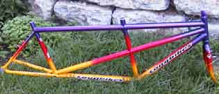 Longbikes with HOK 3 Color Fade